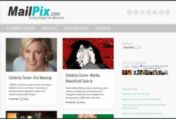 MailPix blog features celebrity photographers